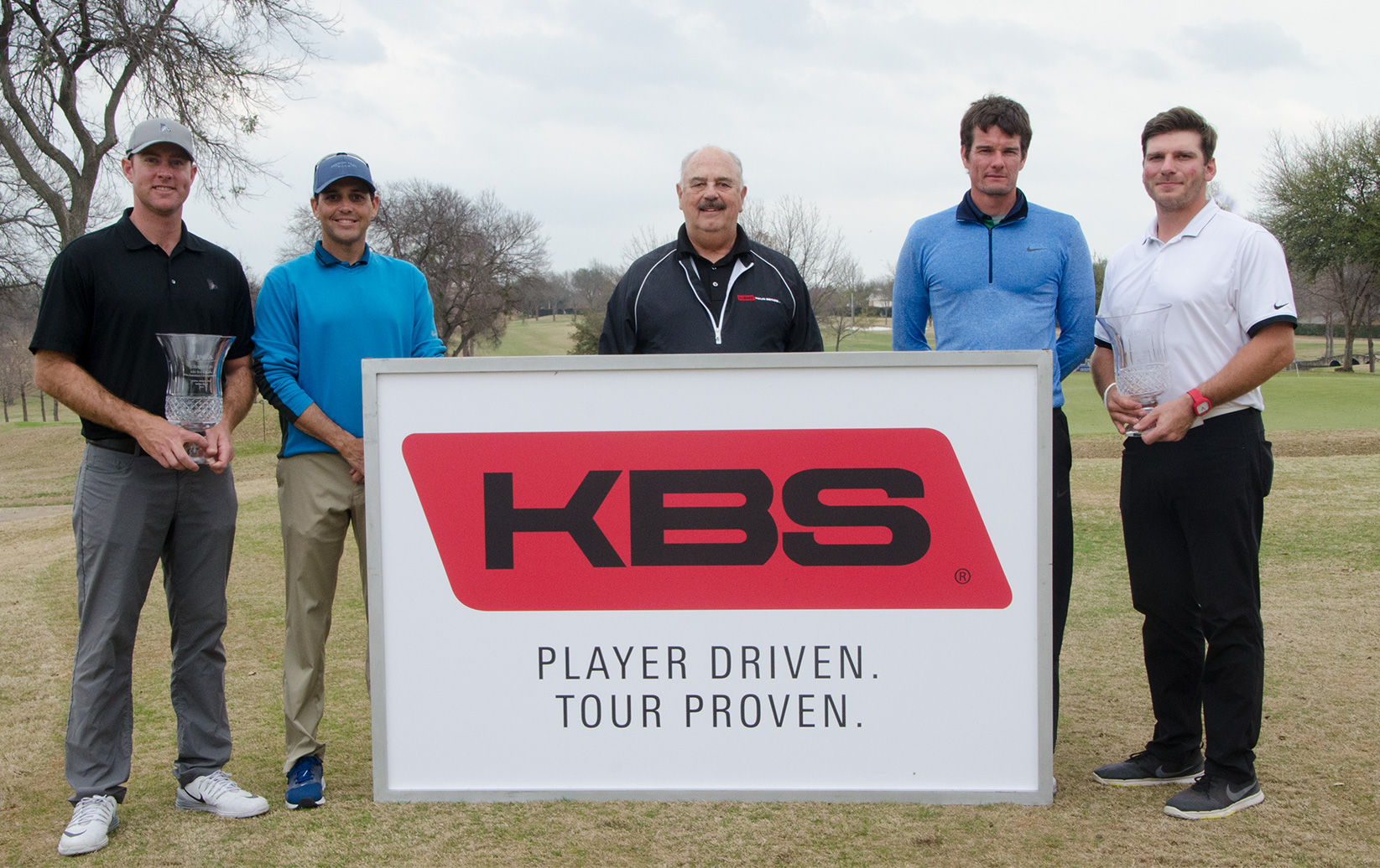 Teams of Coughlan/Alexander and Barton/Ryba Capture Titles at KBS TOUR Shafts Pro-Assistant Championship