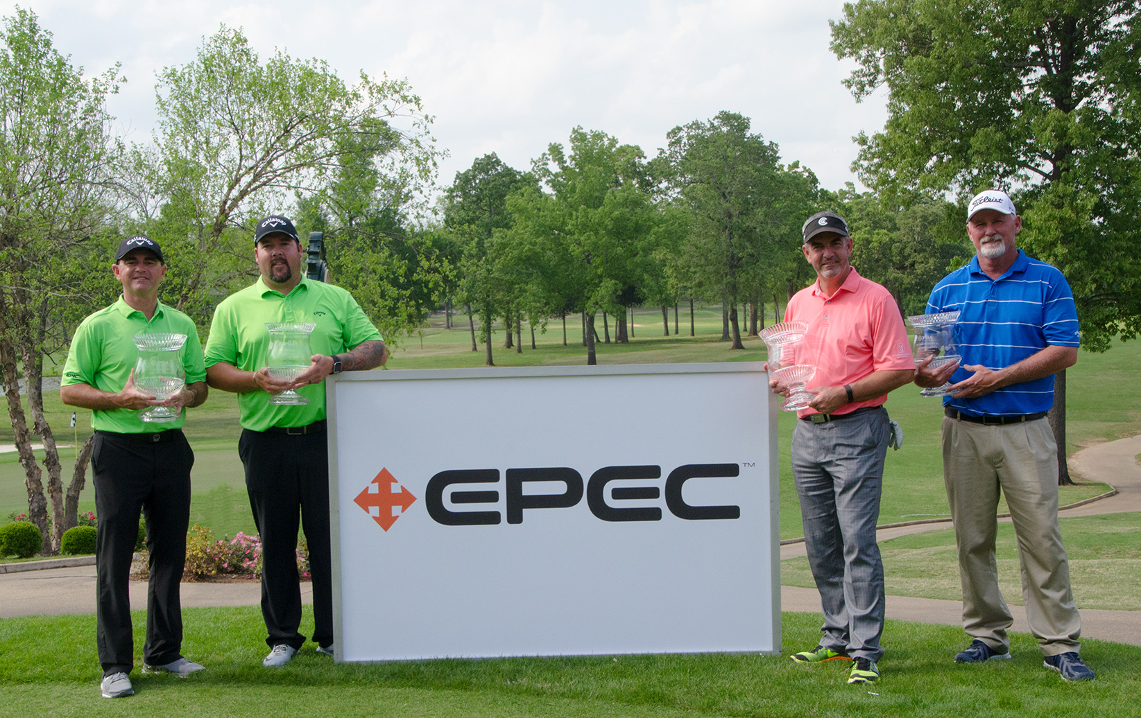 Gregory / Kern Capture the EPEC Pro-Pro Championship