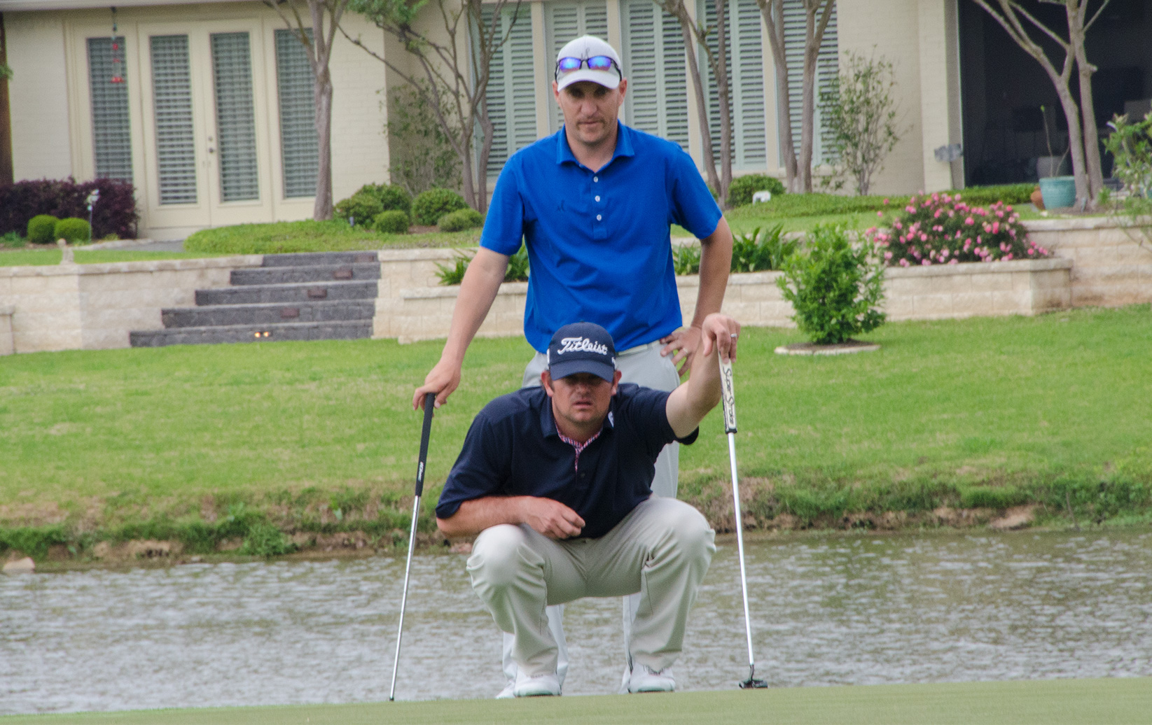 Team of Martin/O'Brien Lead After Round One of the EPEC Pro-Pro Championship