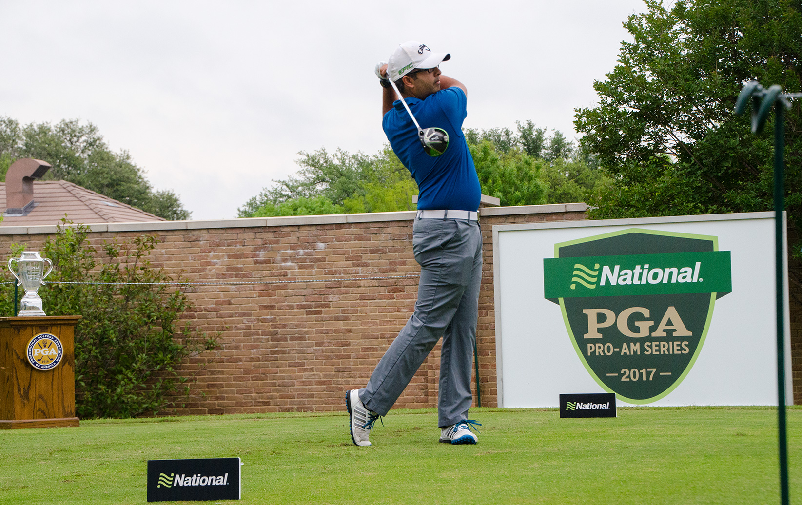 Round One of the National Car Rental Pro-Scratch Championship Suspended, Two Separate Competitions Created
