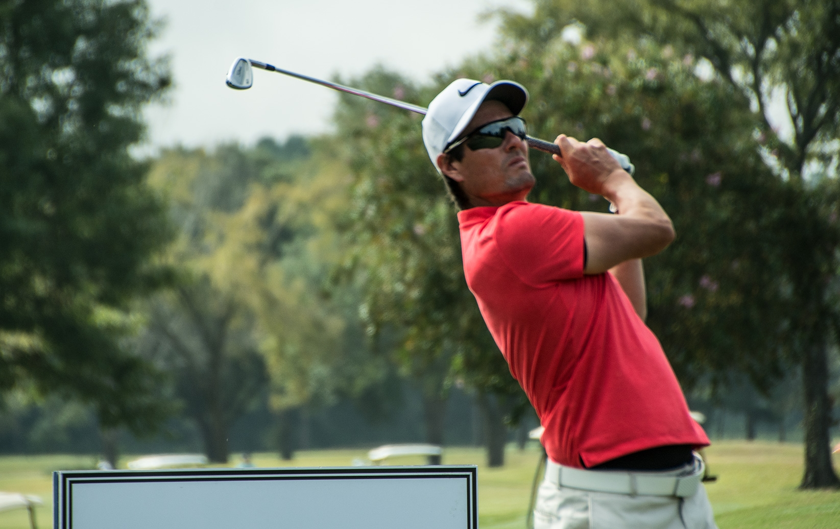 Two Share Lead After Round One of the Joyce Crane Section Championship