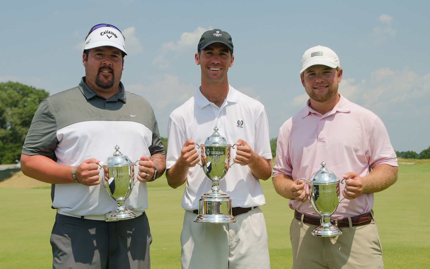 McCarthy Captures 47th Veritex Bank Texas State Open