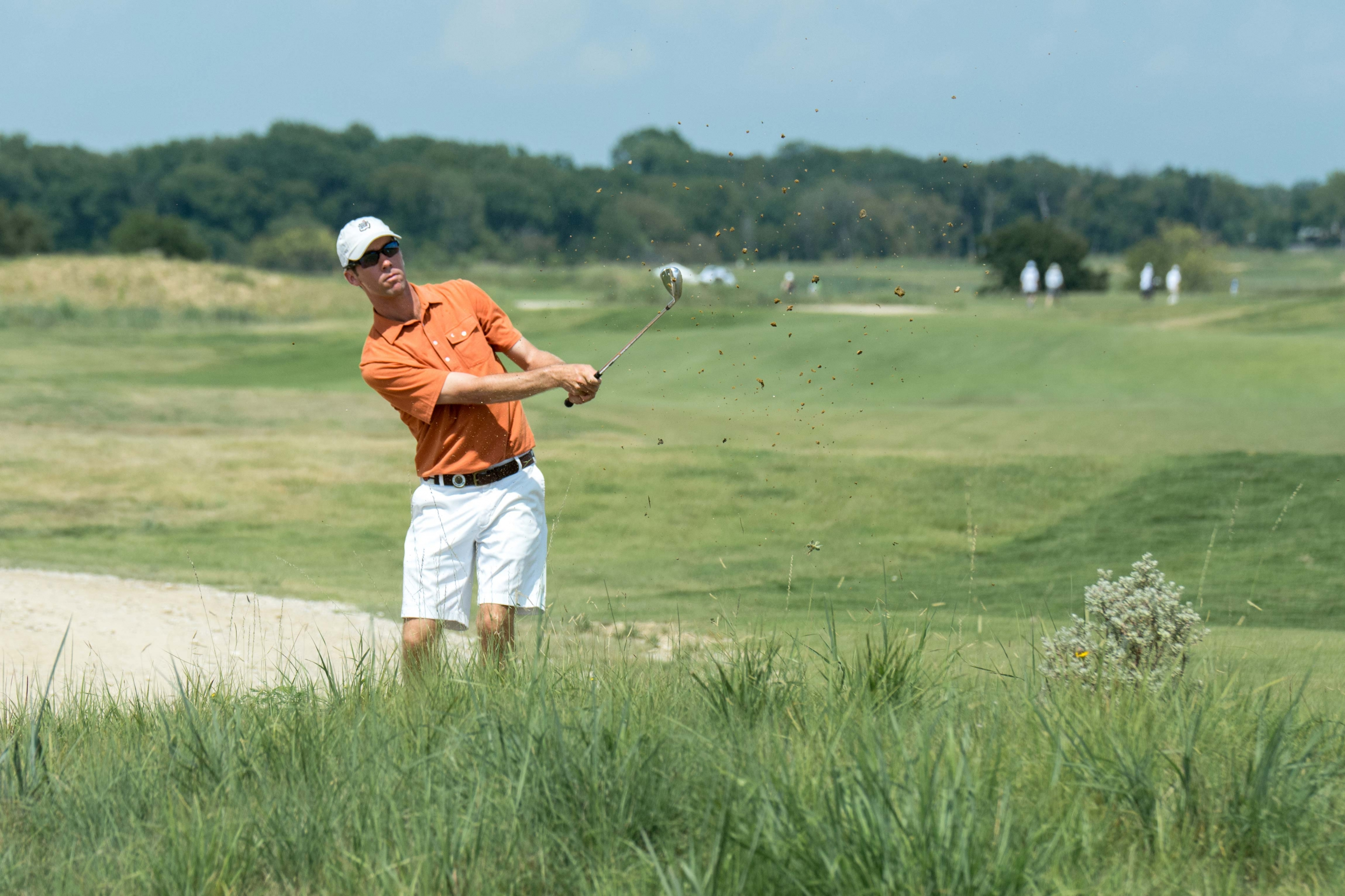 McCarthy Extends Lead during Round Three of the 47th Veritex Bank Texas State Open