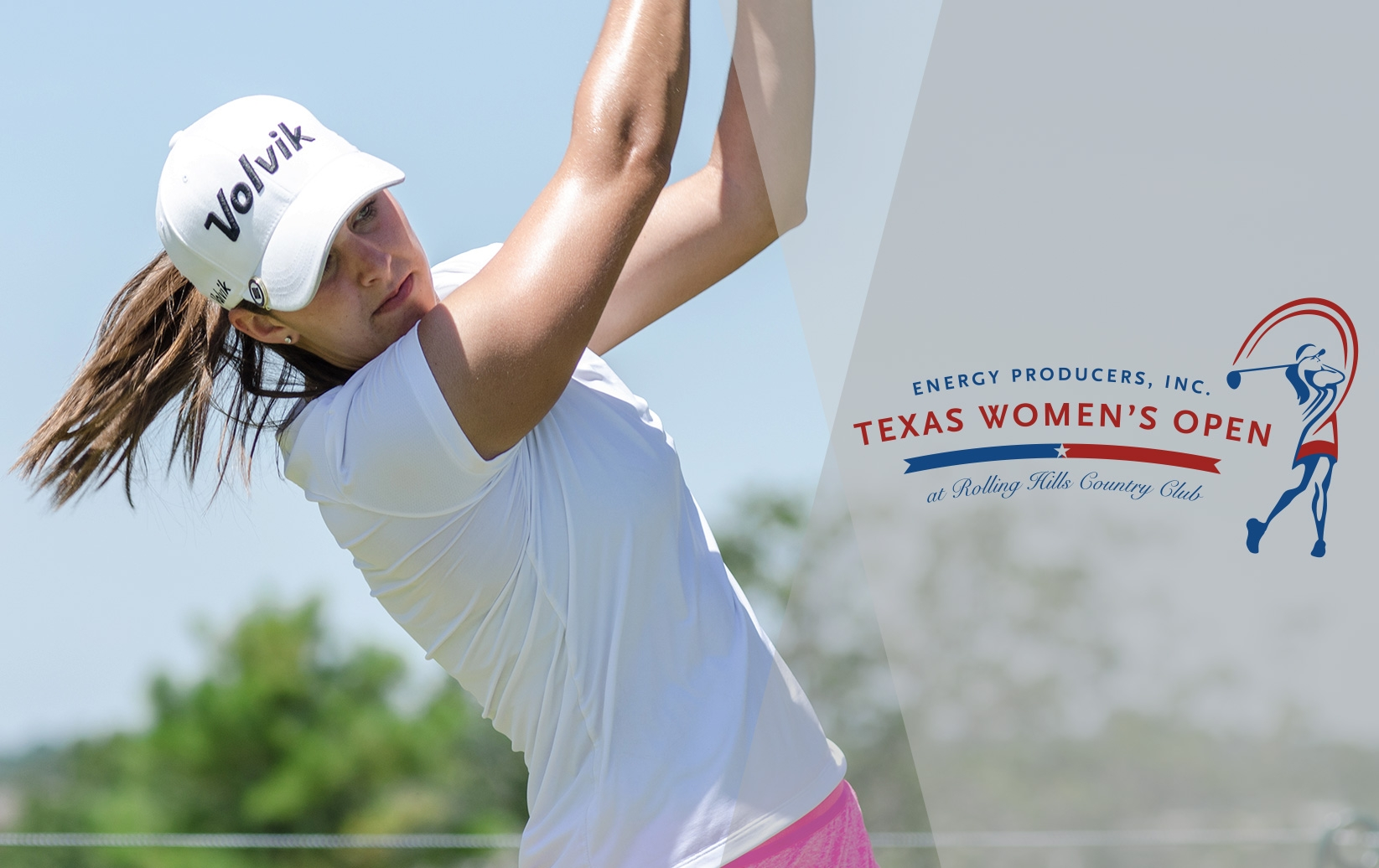 Hoffman Jumps Into Lead at the 2017 Energy Producers, Inc. Texas Women's Open at Rolling Hills Country Club