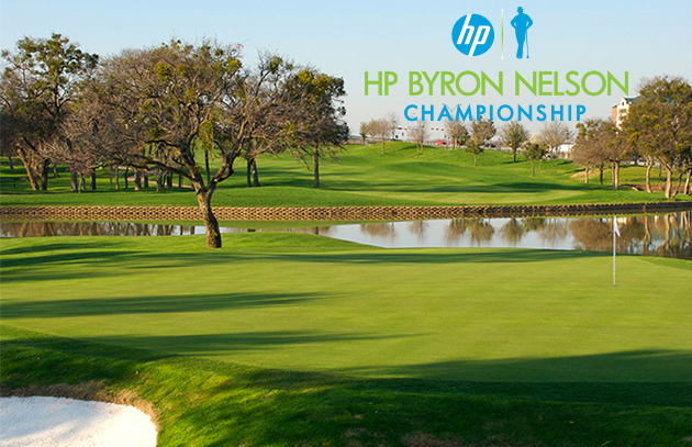 HP Byron Nelson Championship - Good Luck