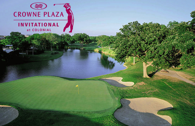 Crowne Plaza Invitational - Good Luck