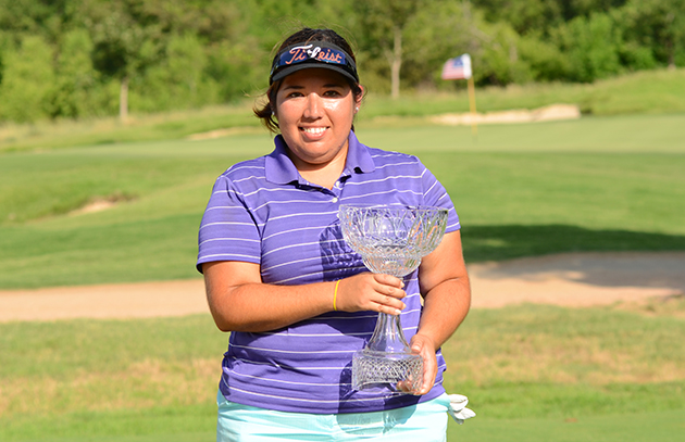 Cano Captures Texas Women's Open