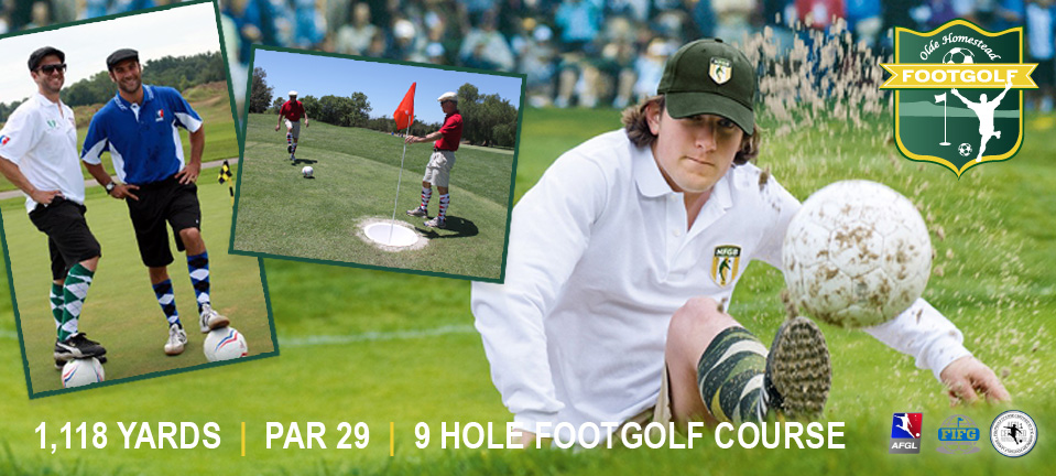 FootGolf is now at the Short Course