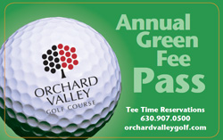 Annual Green Fee Pass