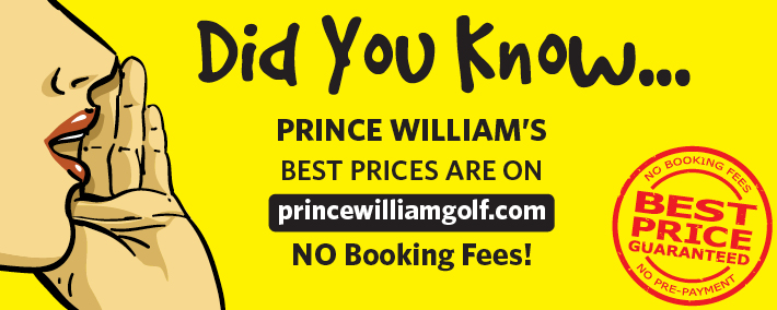 Prince William Golf Course