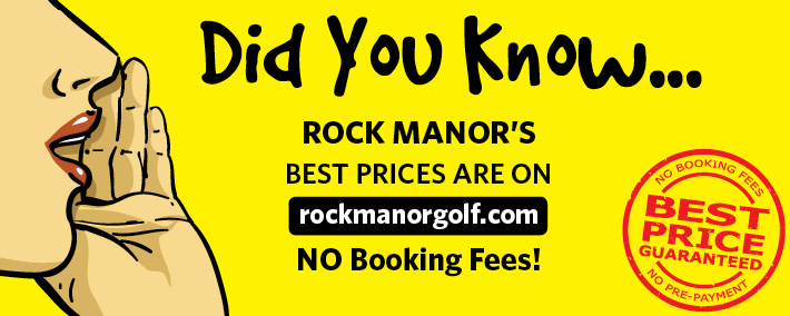 Rock Manor Golf Course