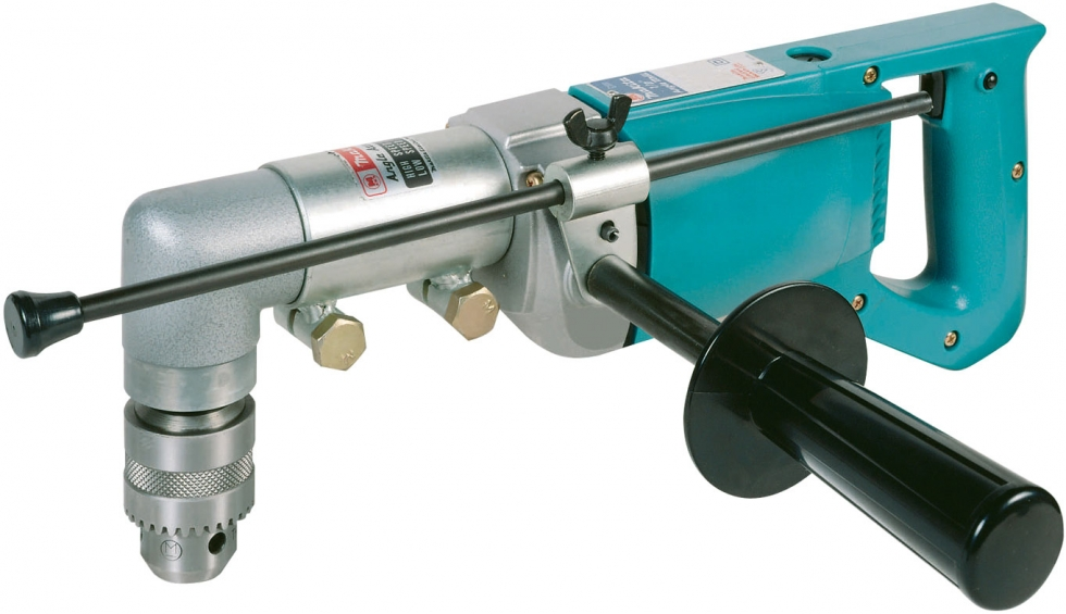 "Makita 6300LR 7.5 Amp 1/2"" Right Angle Drill Power Tool Rental"