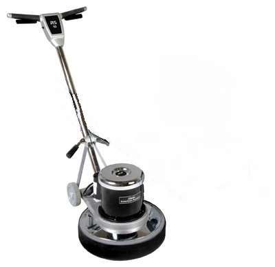 Clarke 1600 Dc Rotary Floor Sander W Vacuum Attachment