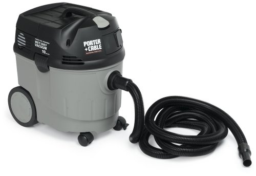 Porter Cable 7812 10 Gallon Wet Dry Drywall Sander Vacuum Rental