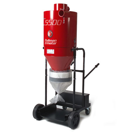 Dust Extractor Vacuums (click to view all 5 types)