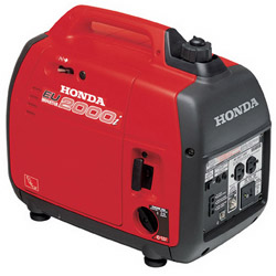 Honda EU2000 2000 Watt Portable Power Inverter Generator