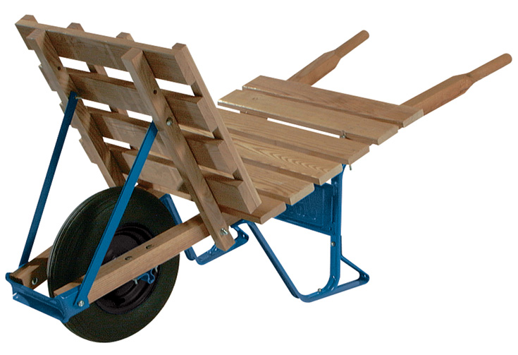 Jackson BT Brick & Tile Wheelbarrow Cart Rental