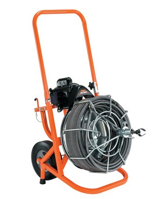 General Wire Er D Sewer Auger Easy Rooter Plumbing Rental