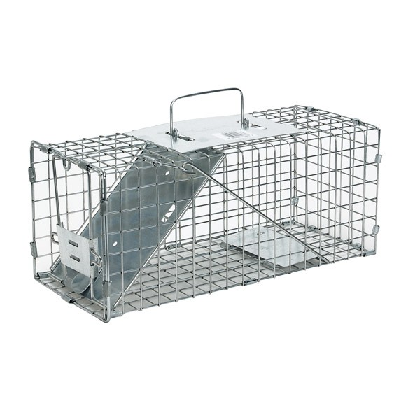 Animal Traps (click to view all 3 types)