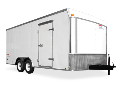 Enclosed Trailers (click to view all types)