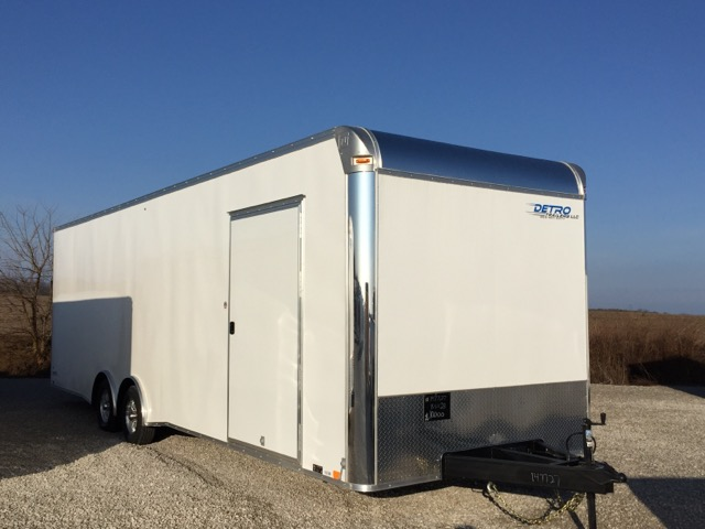 Enclosed Trailers Runyon Equipment Rental