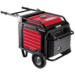 Honda EU6500iS Generator