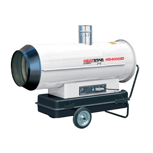400,000 BTU PORTABLE K-1 INDIRECT DIESEL HEATER