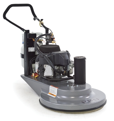 "27"" PROPANE L/P BURNISHER"