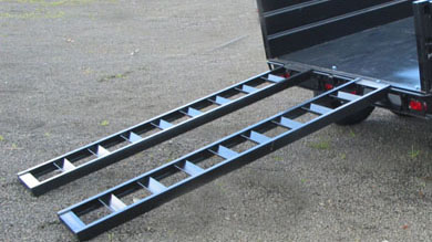 RAMP DUMP TRAILER