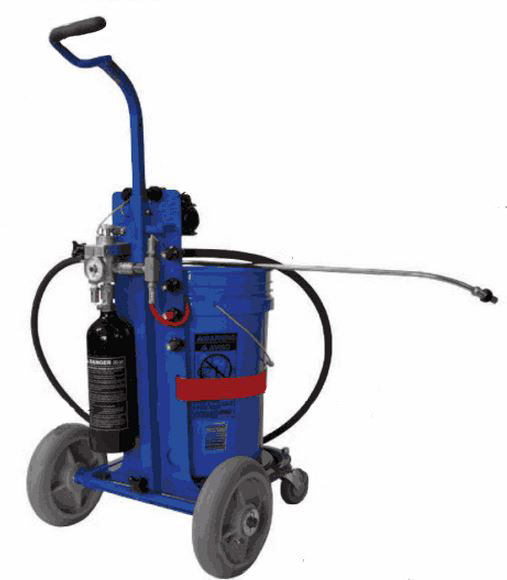 PATRIOT CART SPRAYER