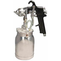 ONE QUART PAINT SPRAY GUN w/CUP