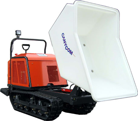 Canycom Sc75 16 Cu Ft 22 Hp Tracked Concrete Buggy Rental