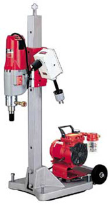 CORE DRILL MACHINE ELECTRIC