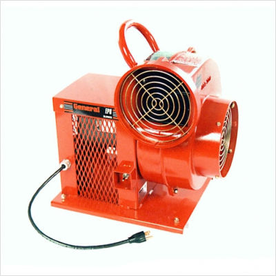 "General Equipment EP8 8"" Electric Air Ventilation Blower Rental"