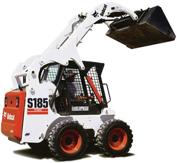 BOBCAT S185 ENCLOSED HI FLOW