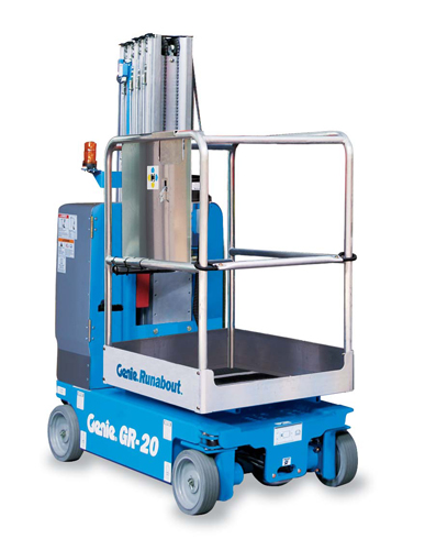 Genie GR20 Runabout 20 Self-Propelled Lift Equipment Rental