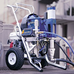 PAINT SPRAYER AIRLESS GAS HYDROMAX