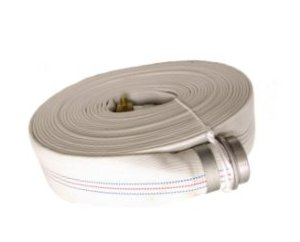 "HOSE SUCTION 1""X20' HARD RUBBER"