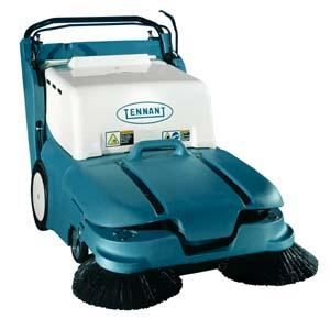 "TENNANT SWEEPER 36"" WALK BEHIND"