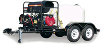 PRESSURE WASHER 3500 TRAILER