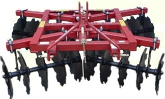 "72"" ADJUSTABLE TRACTOR DISC"
