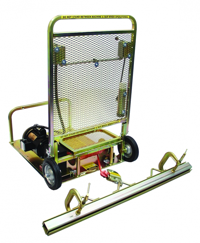 National WalkBehind RideOn Floor Scraper Removal Machines - Stand up floor scraper