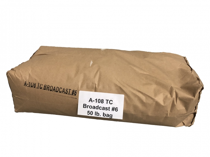 Thermal-Chem Broadcast Silica Sand #6 (50lb Bag)