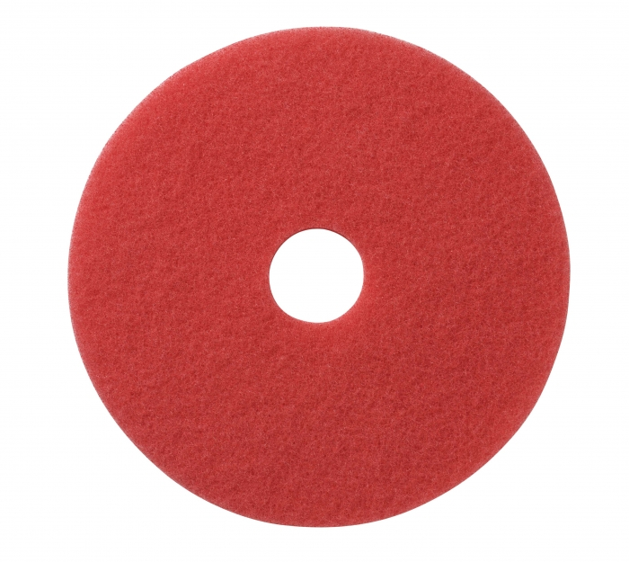 Standard Red Buffing Floor Pad
