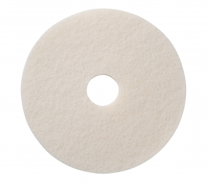 Standard White Super Polishing Floor Pad