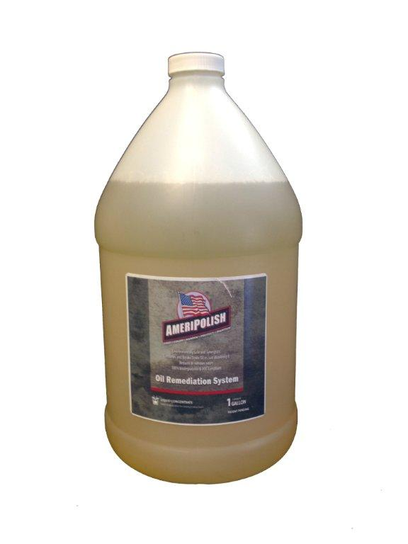 Ameripolish Oil Eater Remediation System