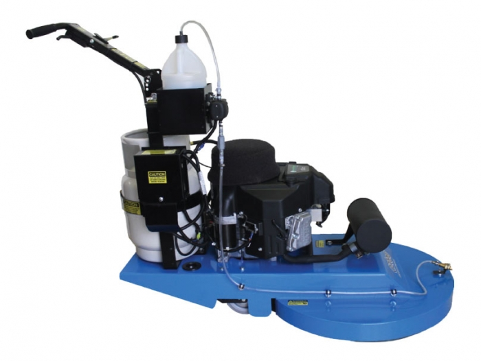 Aztec LowRider Propane Spray Mist Floor Burnisher