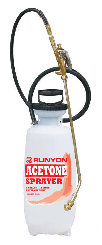 B&G #300 HD Concrete Acetone Sprayer