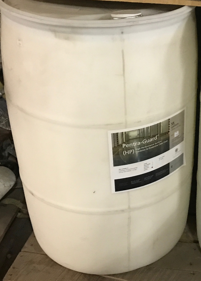 SALE Convergent Pentra-Guard HP - 55 Gallon Drum