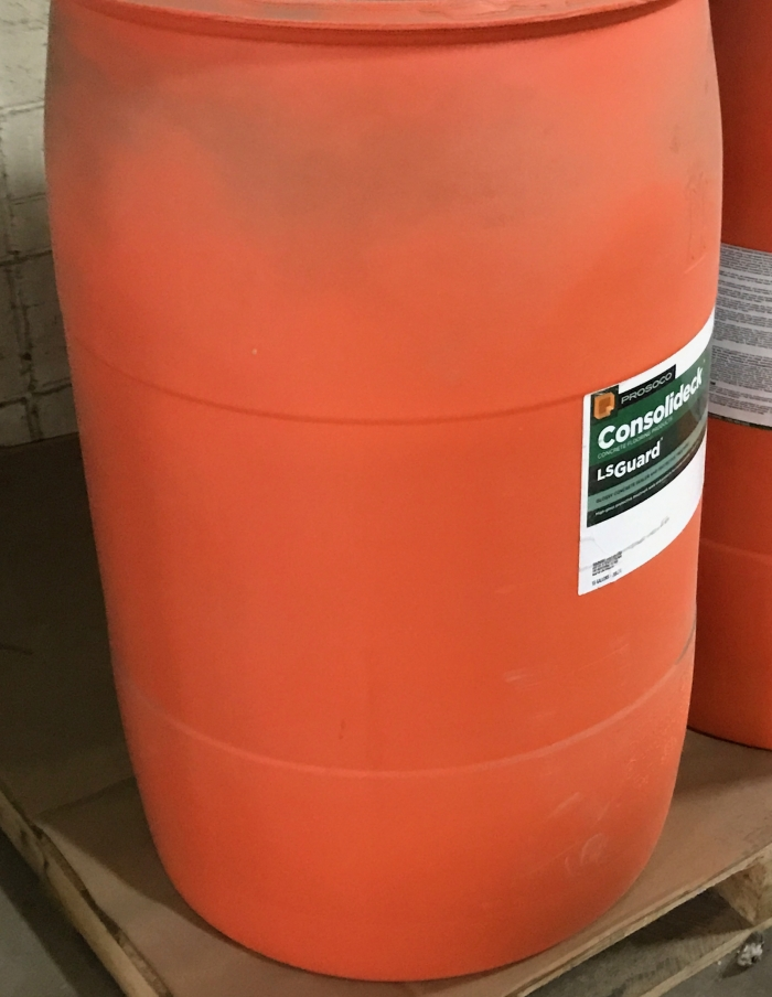 SALE Prosoco LSGuard 55 Gallon (Orange) Drum